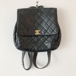 93a726c24d97 CHANEL Matelasse CC Logo Quilted Leather